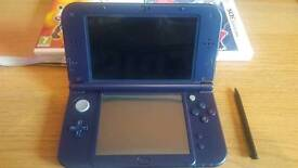 Nintendo 3DS XL *Latest NEW* Model Excellent condition with 5 games.