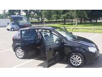 07' vw polo 1.4 black 5 door petrol manual very clean drives excellent 307 megane fabia yaris astra