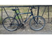 GIANT Mountain Bike Bicycle For Sale. Guaranteed & Fully Serviced. 18 inch Frame