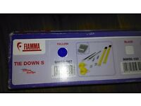 Fiamma (NEW) tie down awning straps