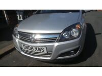 One Owner Vauxhall Astra 1.8 Sri with service history and mot