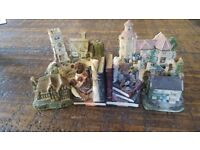 Selection of cottages and bookends