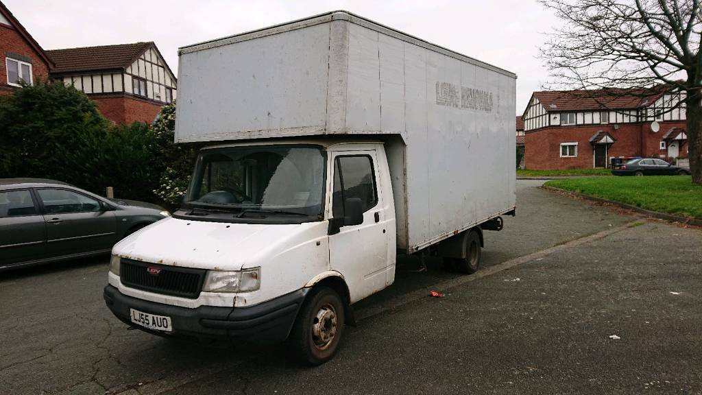 2005 LDV LUTON BOX VAN MOT, TAX EXCELLENT DRIVE READY TO GO | in Crumpsall,  Manchester | Gumtree