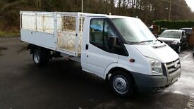 2009 Ford Transit Split CageTipper 115PS T350 Twin Wheeler