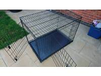 Large dogs crate for sale