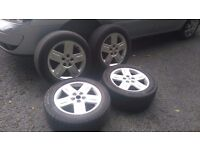 Renault Grand Espace Alloy Wheels and Tyres