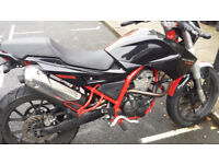 L@@K Derbi Malhacen 125cc low mileage