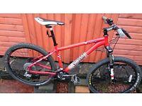 "Voodoo Hoodoo small (16"") mountain bike"