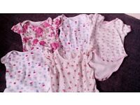 3-6 month baby girl bundle - over 45 pieces