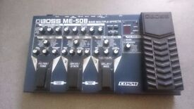 Boss ME-50B Bass Multi Effect Pedal