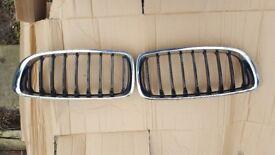 BMW 4 SERIES - BUMPER KIDNEY GRILLS - F32 /F33 /F36