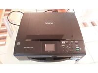 Brother LC985 wireless printer & scanner