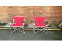 Camping chairs great quality