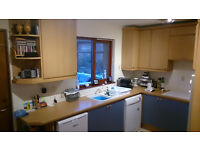 Kitchen units and white goods for sale