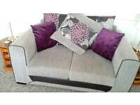 Two 2 seater Sofa's