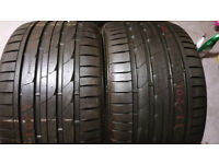 295 30 19 2 x tyres NOKIAN Z G2 COOL ZONE