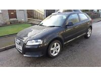 2009 IMMCULATE AUDI A3 140 TDI FSH TIMING BELT CHANGED. PRICE TO SELL