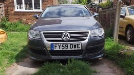 VW PASSAT R-LINE 2.0 TDI 140HP MOT TILL MARCH 2017