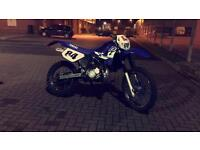 Dt125 r Yamaha 125 motocross bike mx road legal