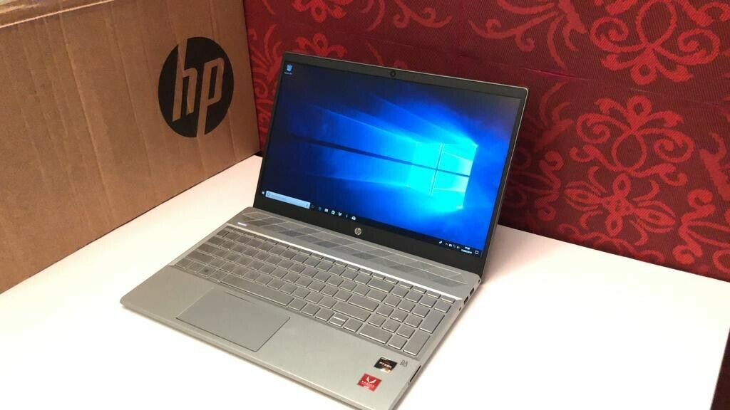 "HP Pavilion Gaming 15 6"" FullHD-256GB-SSD-8GB AMD Ryzen 5 