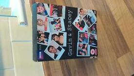 Gavin & Stacey dvd complete collection.