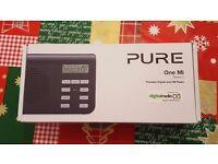 Pure One Mi Series 2 DAB Radio