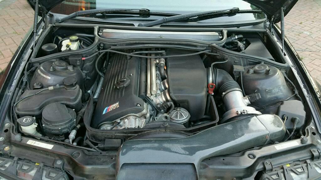Bmw M3 E46 Simota Carbon Airbox Induction Kit Intake In