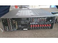 High end Dennon AV Amp
