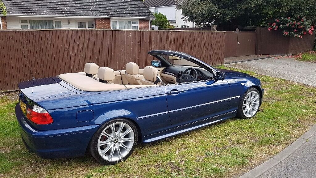 bmw 330ci m sport convertible with hardtop in burton. Black Bedroom Furniture Sets. Home Design Ideas