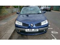 2006 Renault Megane Expression 1.4L Petrol 32000 Miles MOTD till March 2017 Full Service History