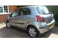 Toyota Yaris Auto/Diesel 5dr full Toyota service history