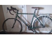 Mans ridgeback journey bike new condition we paid £1500 for it only use handful of times