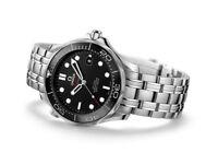 Omega Seamaster diver 300m Automatic wristwatch Brand new & unworn