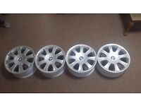 BMW STYLE 64 WHEELS MINT CONDITION