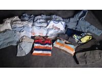 Baby Boy Clothing Bundle - age 9-12 months