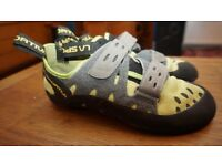 Rock climbing shoes (as new)
