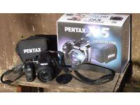 Pentax X5 Bridge Camera
