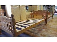 Pine Single Bed