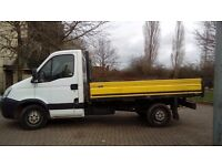 Iveco daily puck up truck