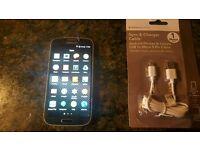 Samsung galaxy S4 smartphone unlocked to any network