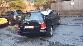 HONDA SHUTTLE LHD mpv7seats GERMANY REGISTRATION AUTOMATIC GEAR LEFT HAND DRIVE 1999 petrol engine