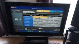 PANASONIC 32 INCH HDMI FREEVIEW TV ALSO SUPERB TV FOR GAMING ETC