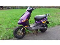 Peugeot Buxy, cheap moped project.