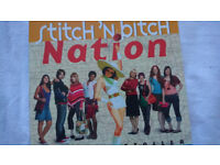 Stitch 'n' bitch Nation book