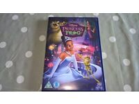 Disney - The princess and the Frog DVD