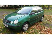 2004 VW POLO 1.9 SDI