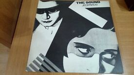 The Sound 'Jeopardy' rare limited edition 1980 LP