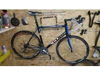 Cube Peleton Pro road bike 62cm