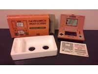 Retro 1982 Nintendo Donkey Kong DK-52 Game and Watch - Boxed, Fully Working, Lovely Condition