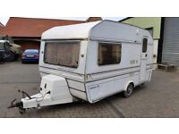 Compass Commodore 2 berth Tourer ** Cheap Dry Caravan ** with Awning Touring